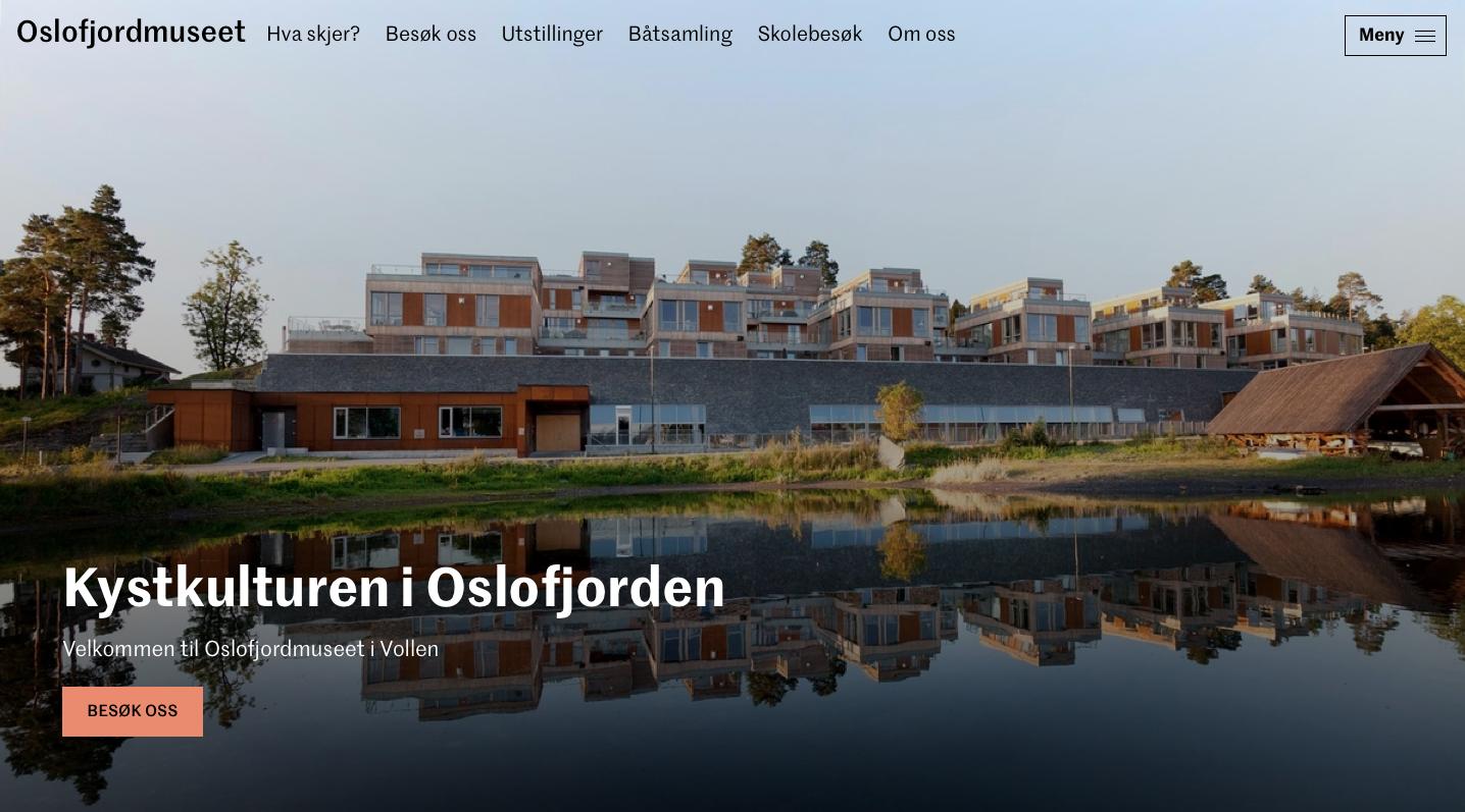 Oslofjordmuseet ny nettside