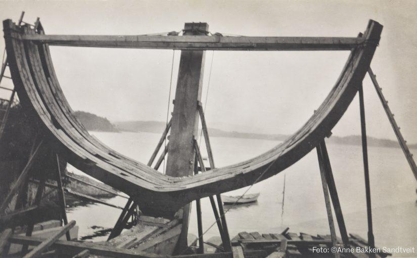100 år siden «Maud» ble sjøsatt
