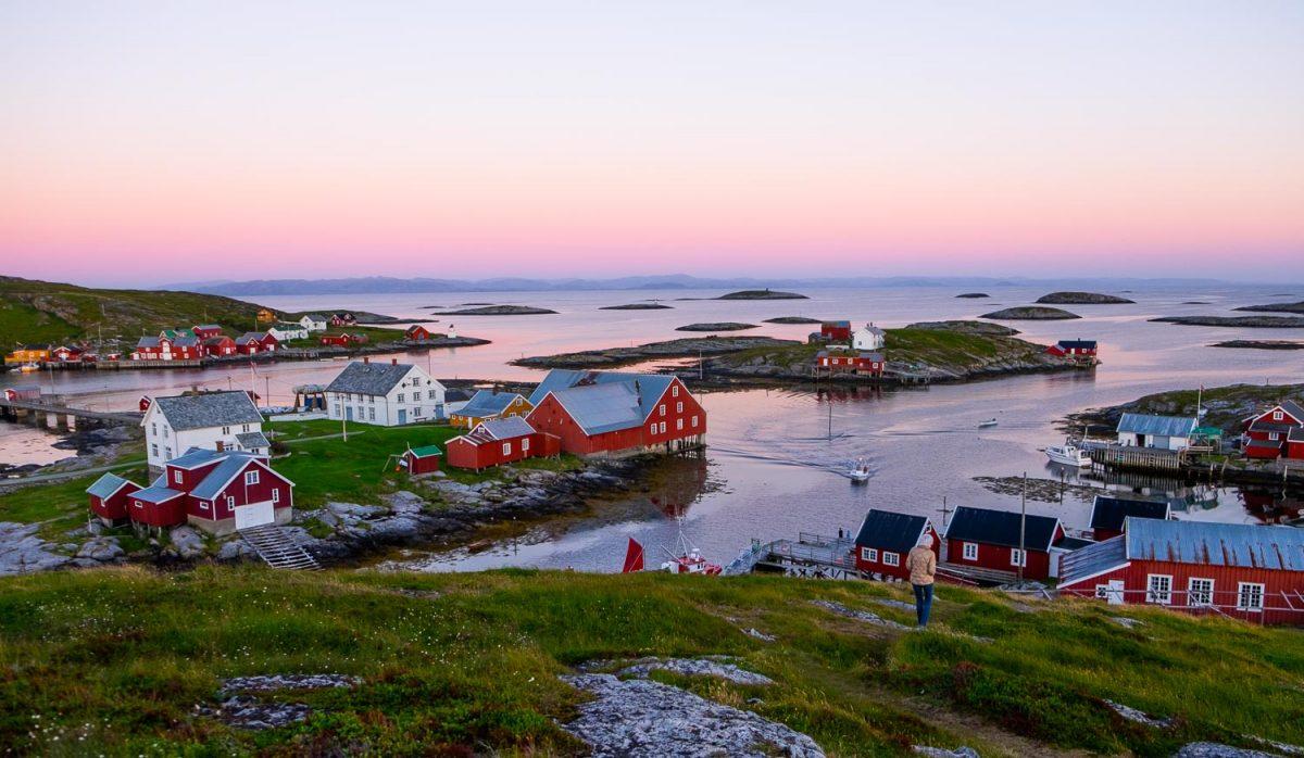 Den eventyrlige norskekysten