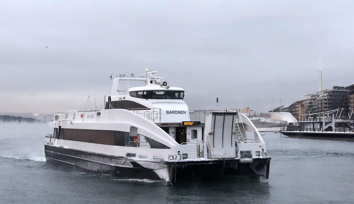 Hvordan skal fremtidens båttrafikk i Oslofjorden bli?