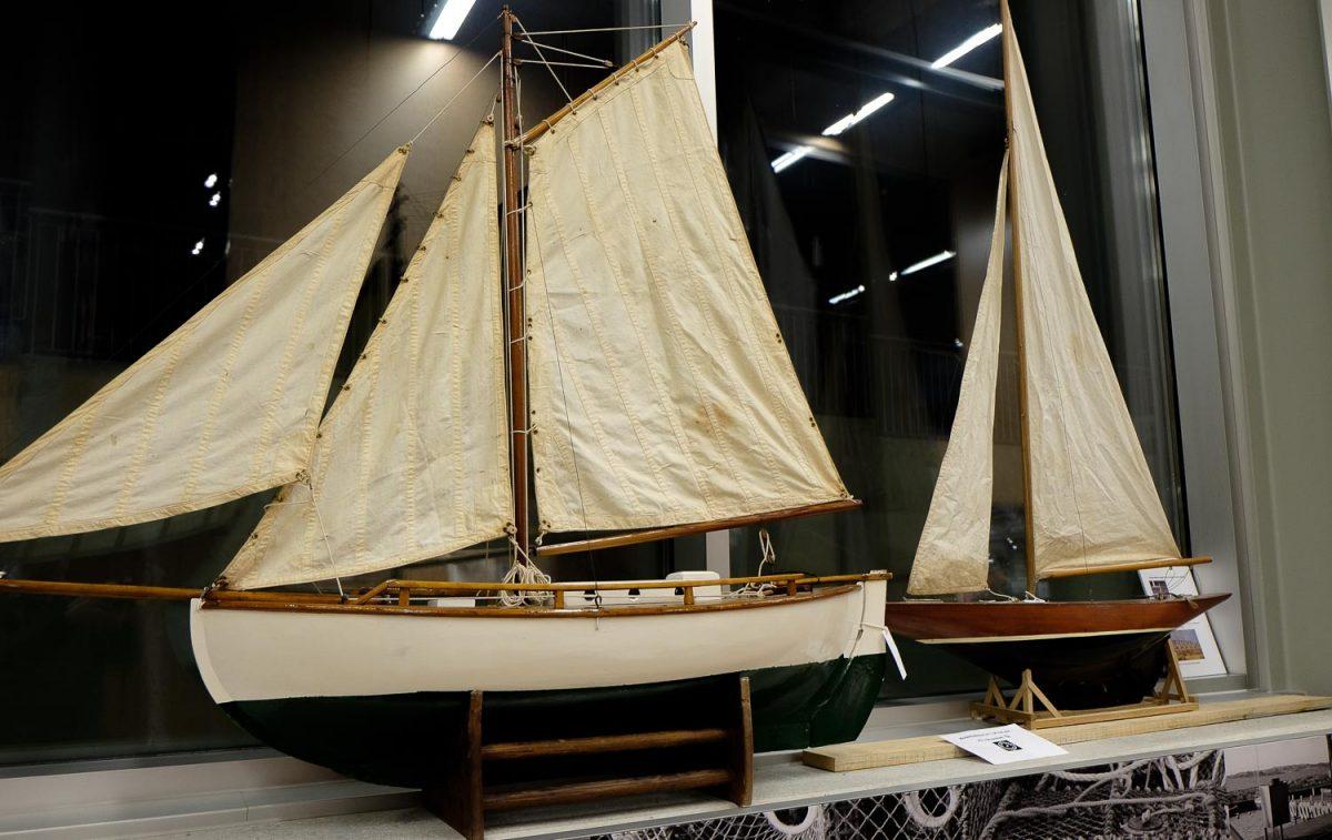 Modellbåtene inntar Oslofjordmuseet